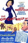 The Girl Can't Help It Italian Poster 5