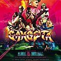Concours : 5x2 places pour voir gangsta, une comédie d'action belge survitaminée!!