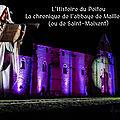 La chronique de maillezais du monastere de st-maixent, en poitou.