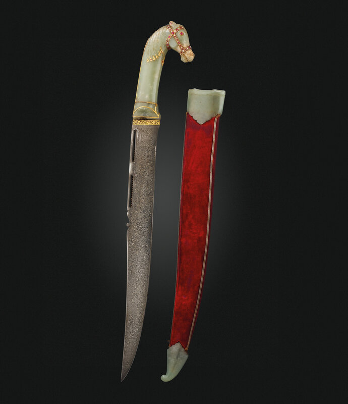 2019_NYR_17464_0153_000(a_horse-headed_gem_set_jade-hilted_dagger_with_scabbard_signed_shir_ah)