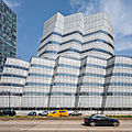 Iac building - new york - etats-unis