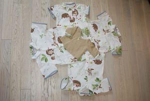 4 chemisettes et 1 brassière