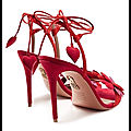 aquazzura sandales happy hearts 3