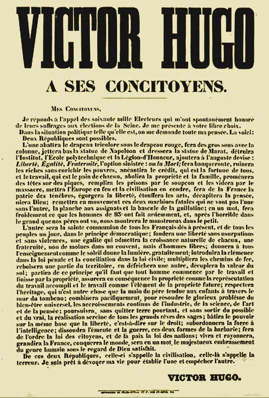 Hugo-concitoyens