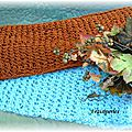 Cols crochetes