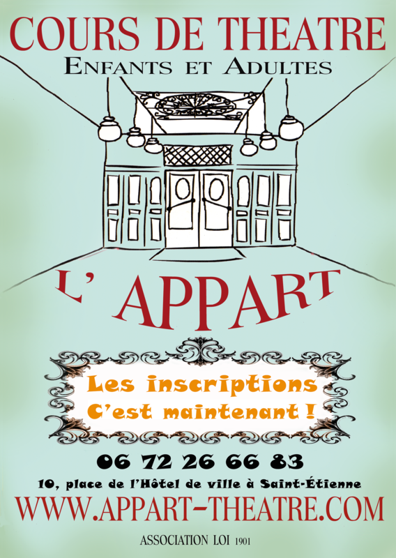 Verso flyer cours Appart 2019-2020 new