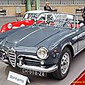 Alfa Romeo Giulietta Spider veloce PF #10183_01 - 1961 [I] HL_GF