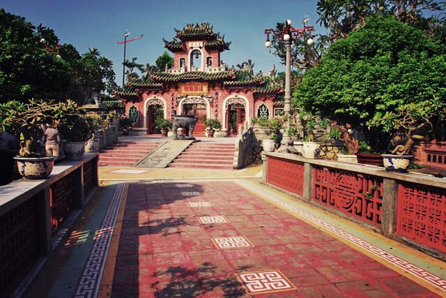 La maison communale de Fujian