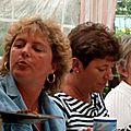 Les deux Yolande et Francine