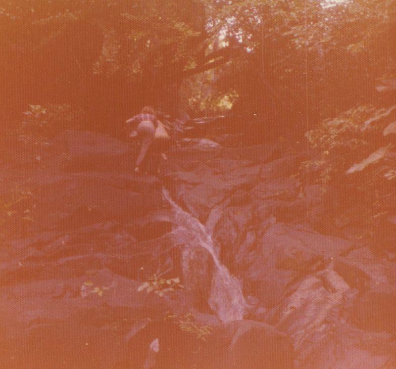 Grimper pour aller à la cascade !-Guadeloupe 75-76
