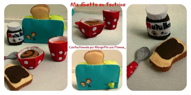 Dinette margotte