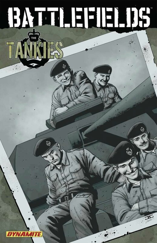 battlefields vol 3 the tankies TP