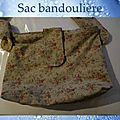 30 sac bandouliere