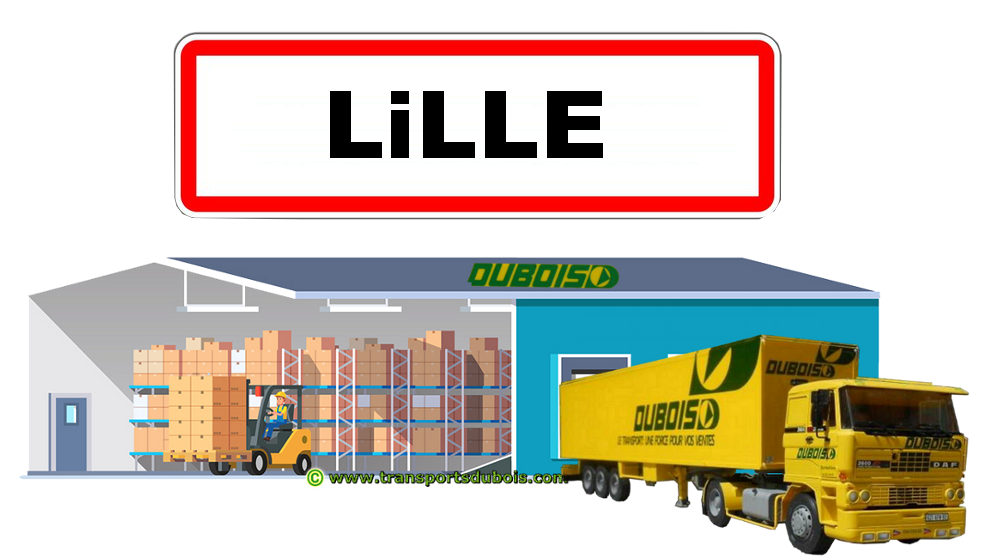 DUBOiS : LiLLE.