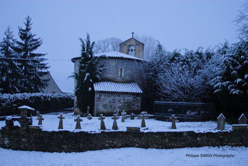 PHS-64-7094 La Chapelle sous la neige 03 2015