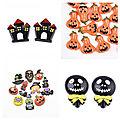 Pandahall accessoires pour halloween