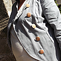 La plus belle veste de st-jean-du-doigt!!!!!