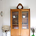 Armoire vaisselier vintage so