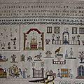Adelaide sestil 1828, brodé par Meriem