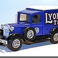 Ford Model A Lyons Tea 1