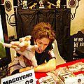 Aspic sur le stand Magoyond