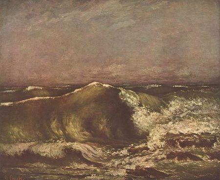 La_Vague_Gustave_Courbet