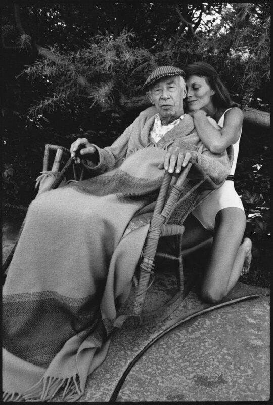 Henry Miller by Mary Ellen Mark
