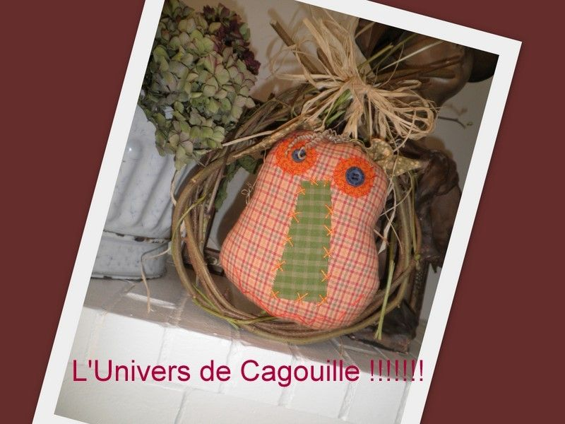 courge Cagouille