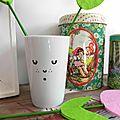 Mug Au pays des Cactus