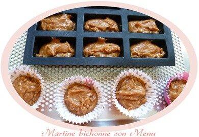 muffins praliné noisette4