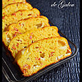 Cake aux saveurs basque