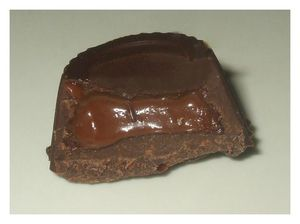 mes chocolats fourrés