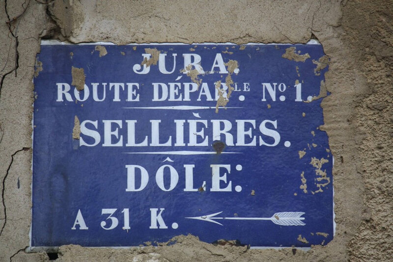 SELLIERES-JURA-A-REMETTRE