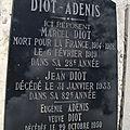 Diot marcel (diou) + 06/02/1919 lyon (69)