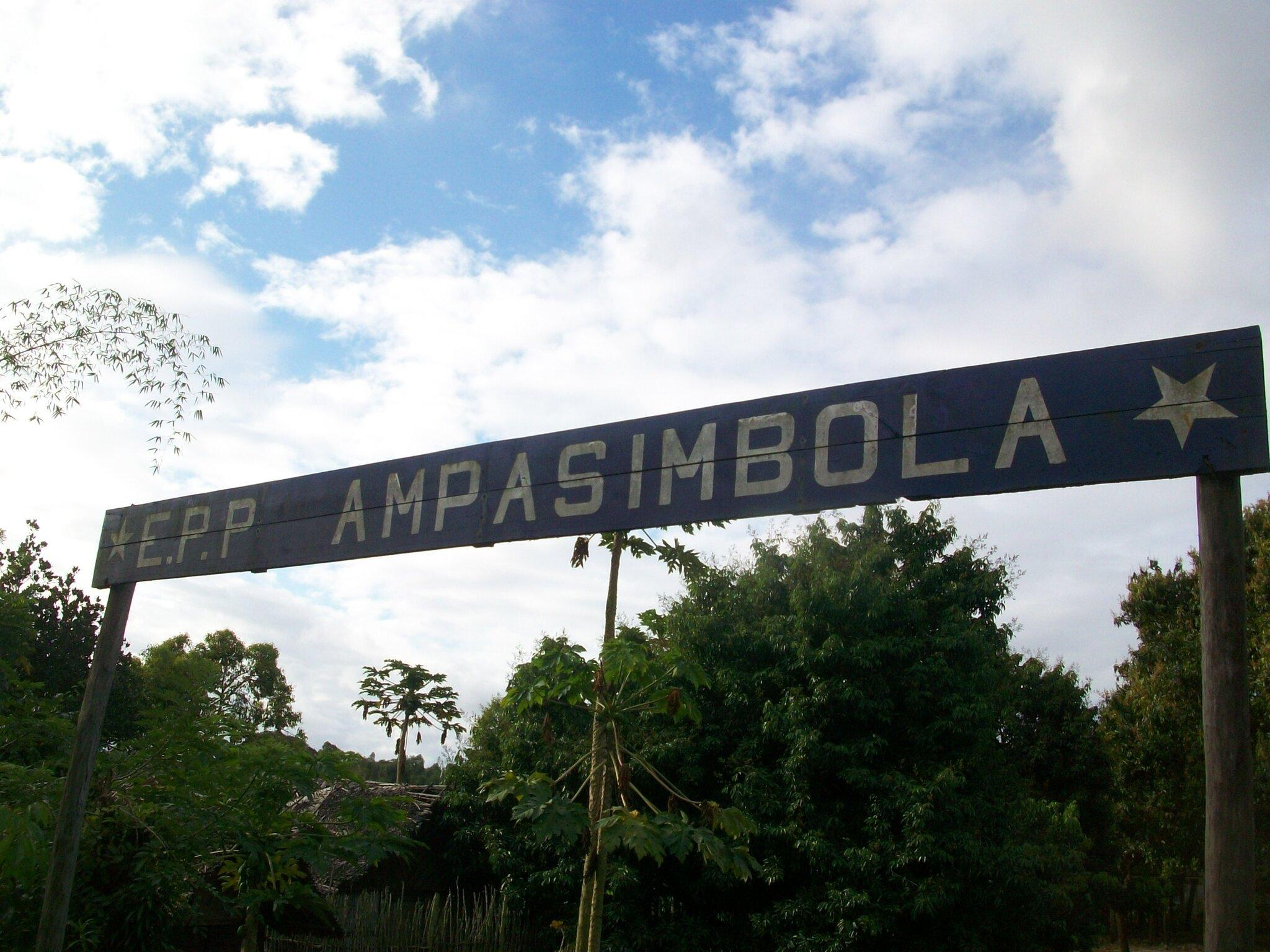 Ampasimbola