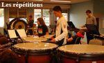 Orchestre des Jeunes Vesoul 2011 - Repetition 1