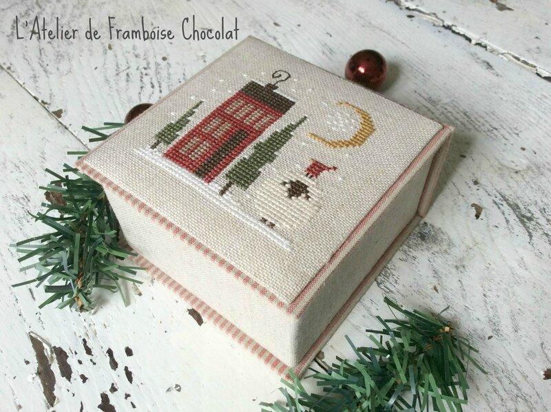 Framboise et chocolat
