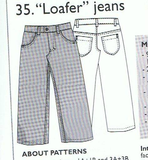 patron pantalon coco 2