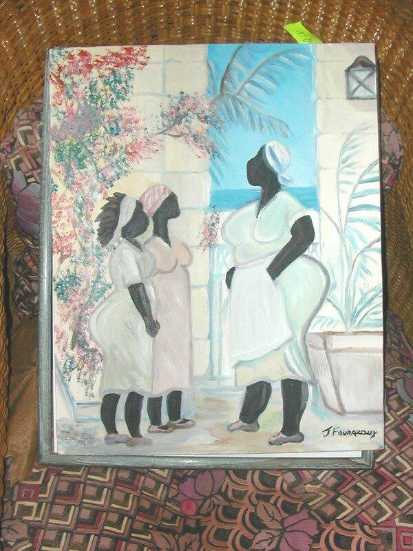femmes créoles