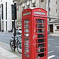 Cartes postales londonniennes