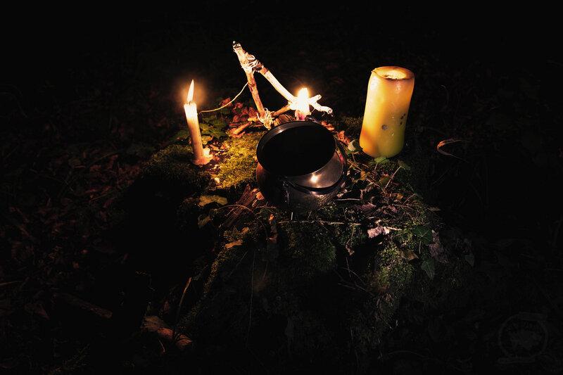 Sabbath de samhain _ Blog ésotérique Samhain Sabbath