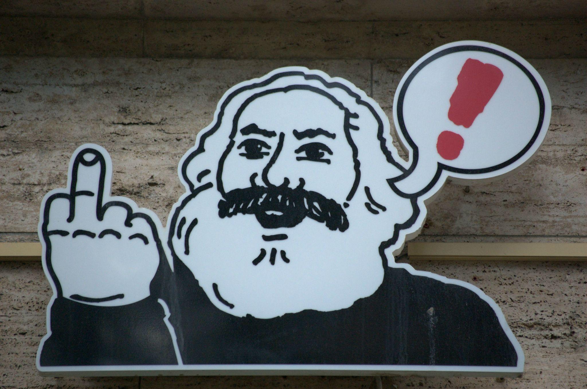 Le doigt de Karl