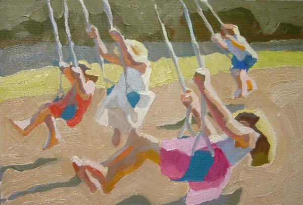 peggi kroll roberts - swings