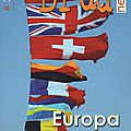 Les jeunes et l'europe