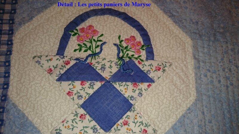 8-0 - Les petits paniers de Maryse