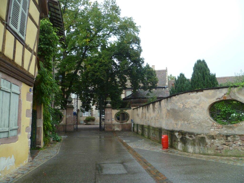 Hôtel d'Ebersmunster - Lieutenance