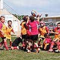 14-15, école de rugby, la reprise, 6 septembre