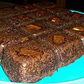 Brownies au mars