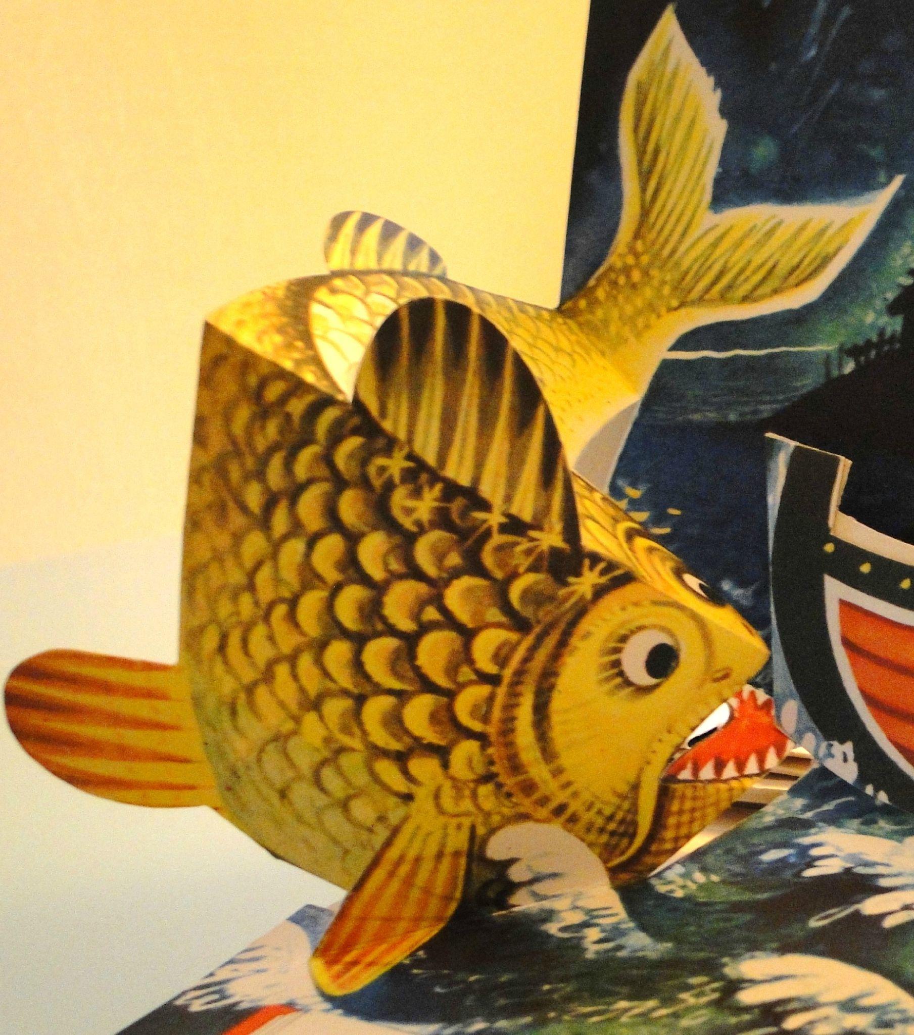Poisson (le pêcheur et sa femme)