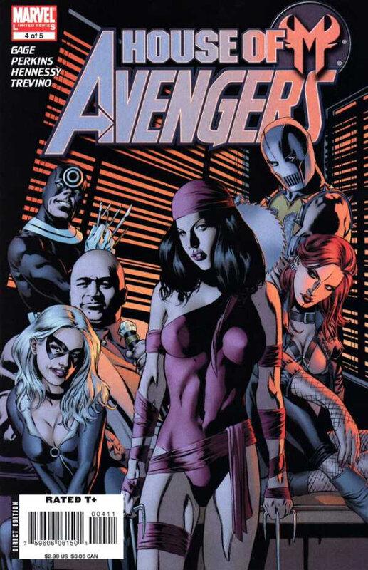 house of M avengers 04